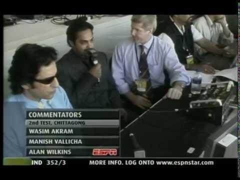 Manish Vallicha Cricket and Entertainment Showreel