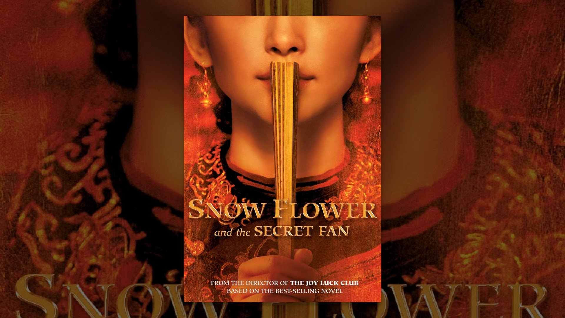 snow flower and the secret fan essay Well-written essay in which you analyze hardy's portrayal of the complex snow flower and the secret fan ap english literature 2016 free-response questions.