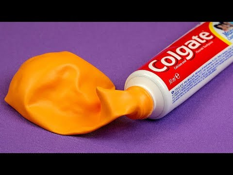 4 DIY Ideas You Can Do With Toothpaste