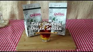 Bebida afrutada con Café Ginebras Origen Sevilla