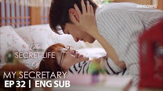 """Kim Young Kwang """"But you told me to take off my clothes"""" [The Secret Life of My Secretary Ep 32]"""