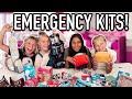 EMERGENCY KITS FOR TEEN GIRLS 2021-2022!   BACK TO SCHOOL!   PERIOD KIT!