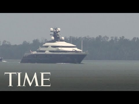 Indonesia Has Returned $250 Million Yacht Allegedly Bought With Stolen Malaysian State Funds | TIME