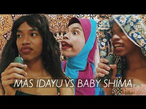 Mas Idayu Marah Baby Shima (PARODY)   THEFAIZROSLAN