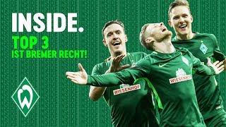 TOP 3 ist Bremer Recht   WERDER.TV Inside nach der Saison 2017/18