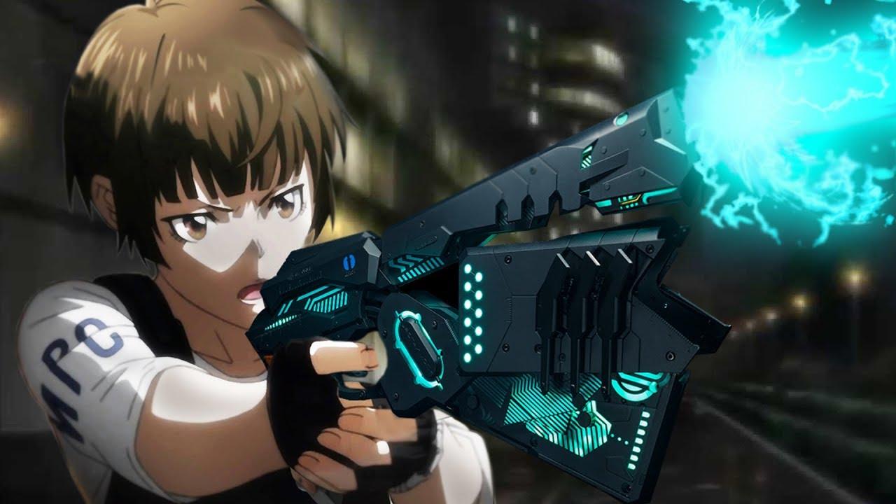 Sci Fi Anime Deutsch