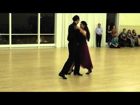 04 11 2014 Sean and Jasmin Argentine Tango, Palo Alto