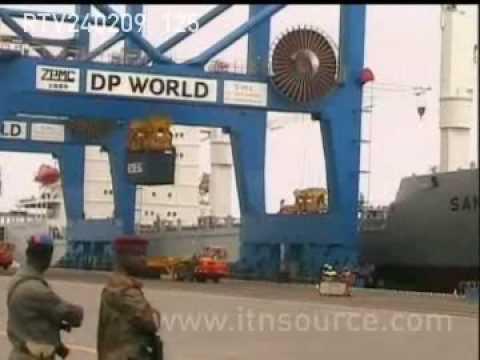 DJIBOUTI : Port container operator DP World's new terminal in Djibouti opens.