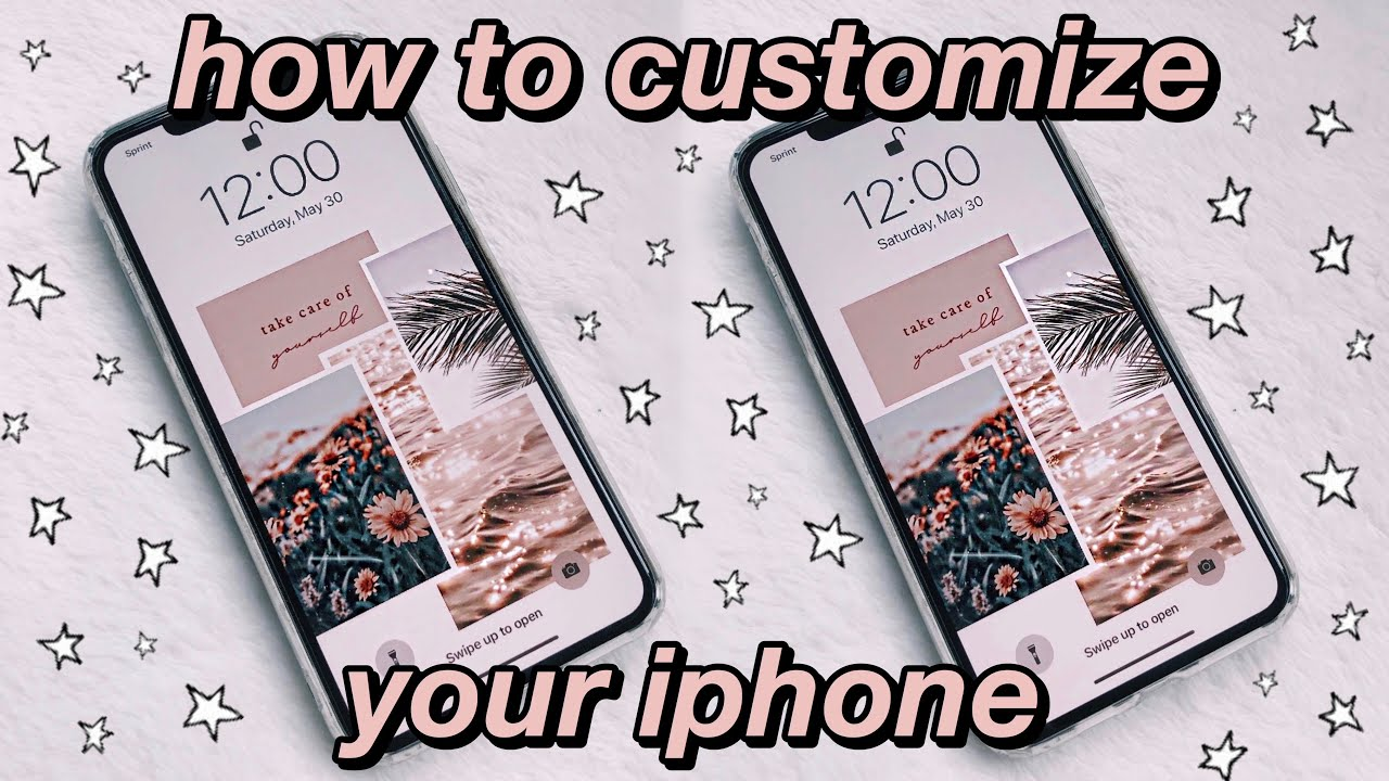 How To Customize Your Iphone Aesthetic Wallpapers Organization Tips Etc Youtube Aesthetic iphone x wallpapers wallpaper cave. how to customize your iphone aesthetic wallpapers organization tips etc
