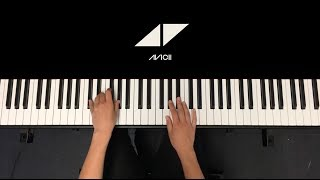 Avicii - SOS (Piano Cover)