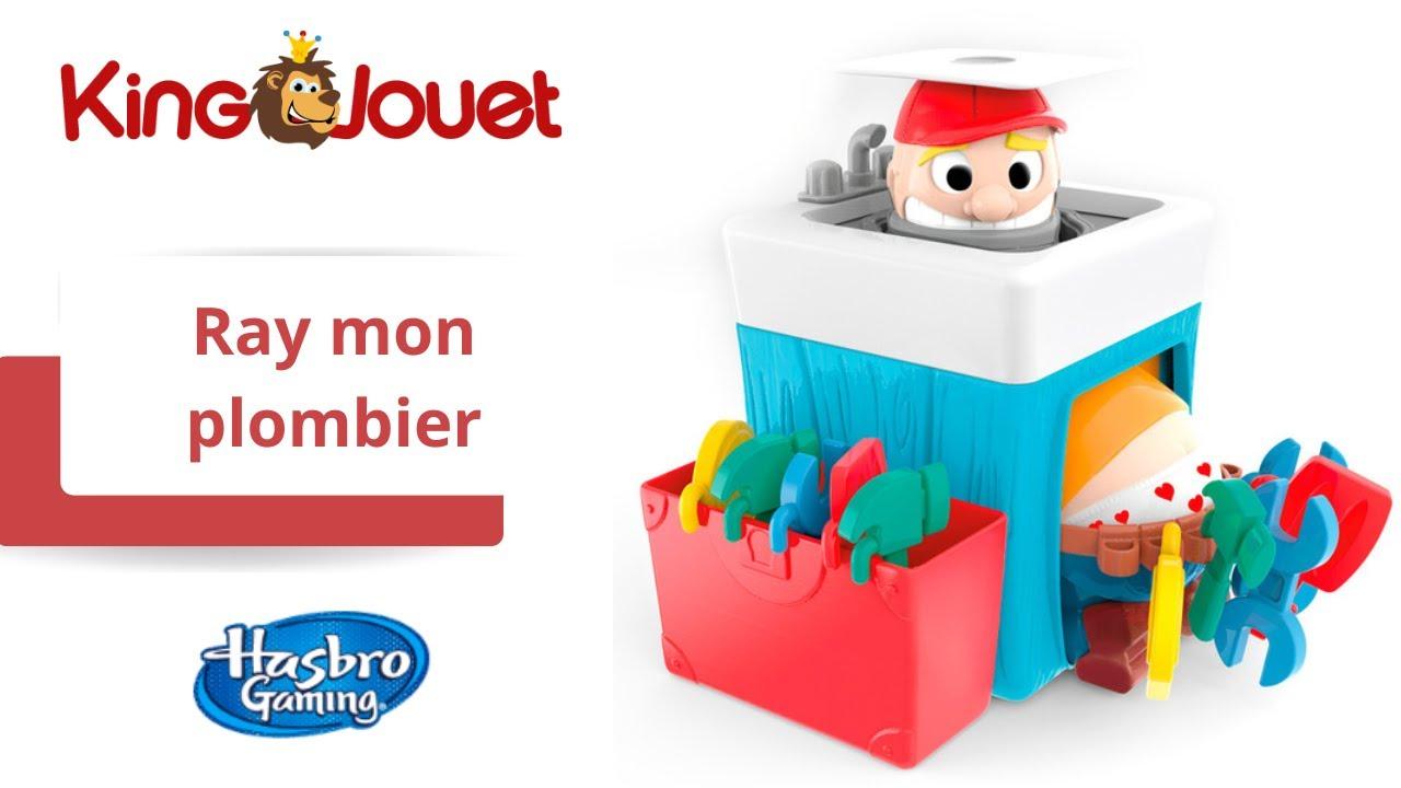 Jeu fun Jeu de societe pour enfants Ray Mon Plombier Version française