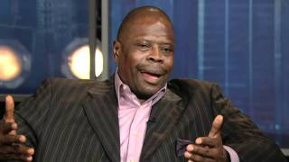 CenterStage: Patrick Ewing Walking Tall