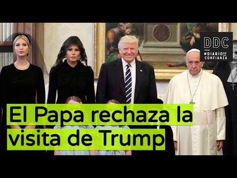 El Papa rechaza a Donald Trump