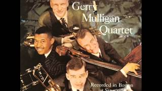 Gerry Mulligan Quartet at the Storyville Club - Birth of the Blues