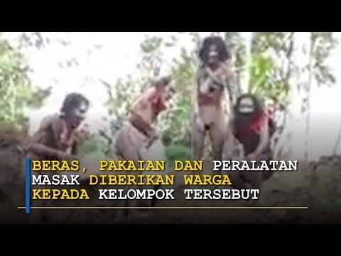 Kelompok Dari Suku Yang Tinggal Di Hutan Berteriak-teriak Dan Mendekat Ke Permukiman, Ada Apa?