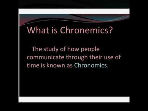 What Is Time Chronemics In Nonverbal Communication Youtube In so many ways, time acts as. what is time chronemics in nonverbal communication