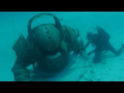 Невероятные подводные открытия, которые наука не может объяснить - Познавательные и прикольные видеоролики