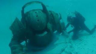Невероятные подводные открытия, которые наука не может объяснить
