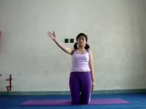 Bài tập Yoga số 1