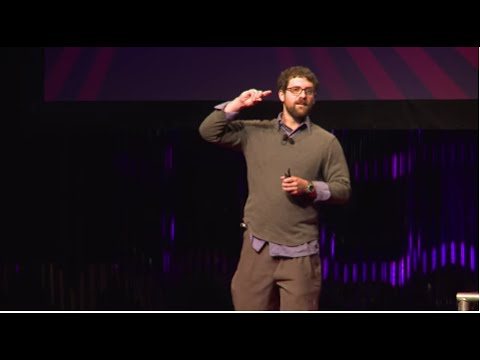 No such thing as correct English | Kellam Barta | TEDxFargo