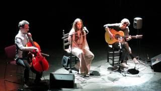 Rosalía - Si Tú Supieras Compañero LIVE with Raúl Refree & Joan Antoni Pich