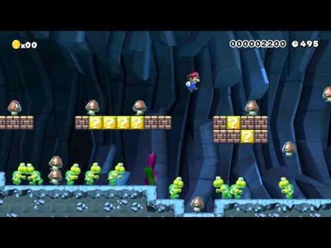 I MET A NINTENDO EMPLOYEE!!! | Super Mario Maker AND SSB U?