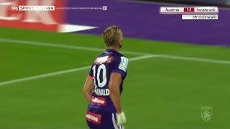 Highlights: tipico Bundesliga, 1. Runde, Austria Wien - Wacker Innsbruck 2:1