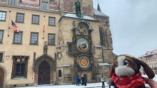 [LIVE] プラハの天文時計