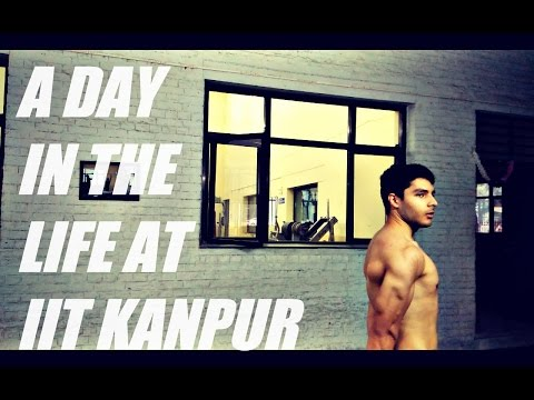 A Day in the Life at IIT Kanpur