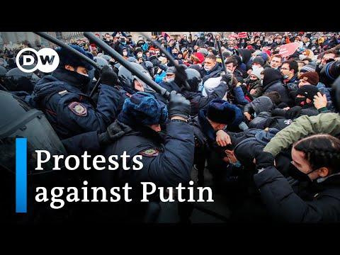 Russia: Rising up against Putin | Focus on Europe