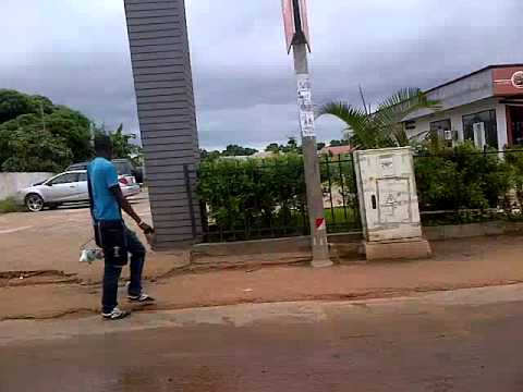 Banjul Street View