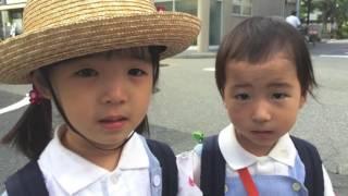 兵庫県尼崎市塚口西浦町より尼崎市制100周年を記念しておめでとう動画を...