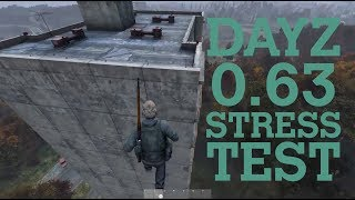 THIS IS MY RIFLE EPIC PVP DAYZ 63 STRESS TEST