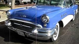 1955 Blue Buick Century Walkaround