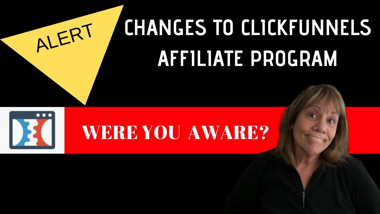 Clickfunnels Affiliate Program - NEW Commissions