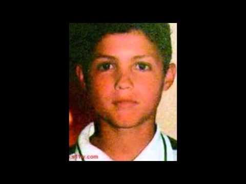 كريستيانو رونالدو وهو صغير Youtube