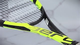 BABOLAT Pure Aero Team Tennis Racket Review - AneelSports.com