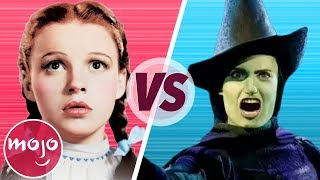 The Wizard of Oz VS Wicked