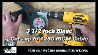 35 076 Big Kahuna Cable Cutter Short Video