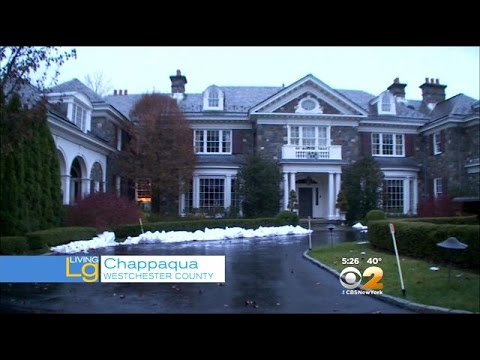 Living Large: Inside An Exclusive Westchester Mansion