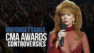 6 Unforgettable CMA Awards Controversies