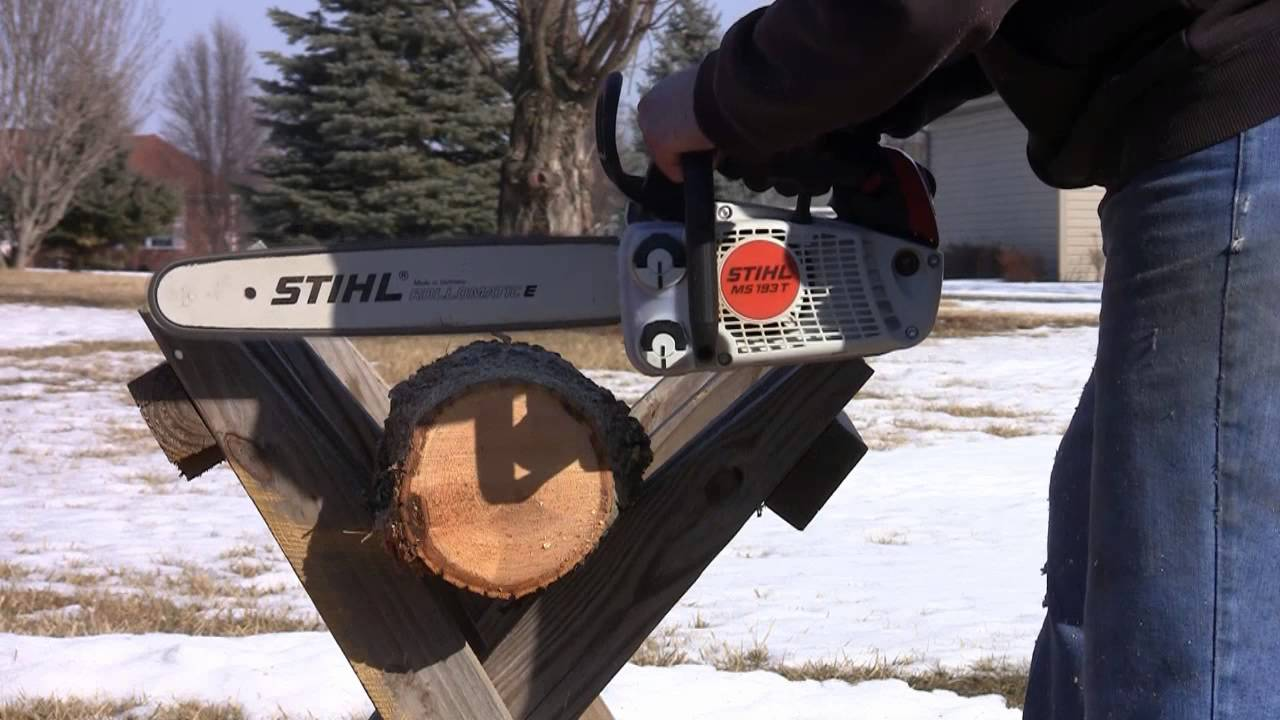 Stihl MS201T & MS201TC | The BuzzBoard
