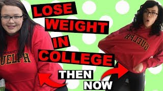 HOW TO BALANCE SCHOOL AND WEIGHT LOSS