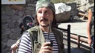 """""""Война"""" (Балабанов) 2002 г. Фильм о фильме."""