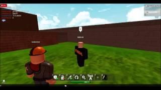 ROBLOX vs Builderman - Parodija