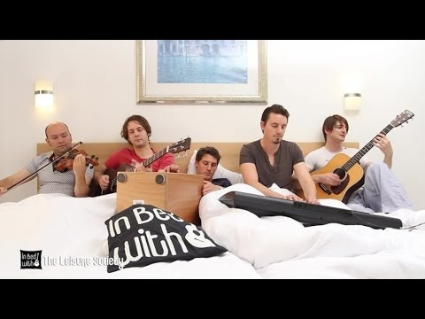 The Leisure Society - The Fine Art Of Hanging On - acoustic for In Bed with