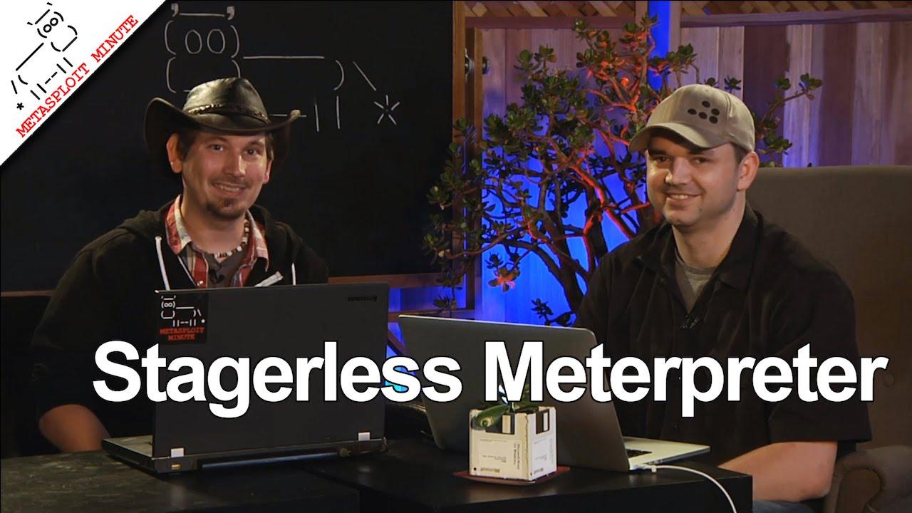 metasploit how to use meterpreter