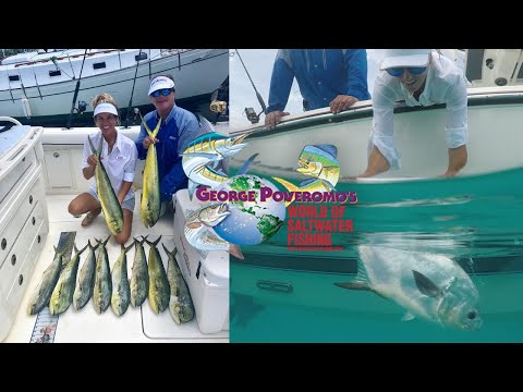 2020 SEASON - Episode 1 Key West, FL Keys, Rocks, Wrecks & Gulf Stream!