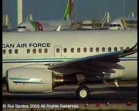 South Africa - Air Force Boeing 737-7ED BBJ1