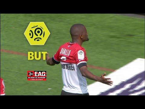 But Moustapha DIALLO (63') / EA Guingamp - RC Strasbourg Alsace (2-0)  / 2017-18
